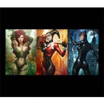 Mouse Pad - Gotham City Sirens