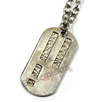 XM-01 - Dog Tag Logan