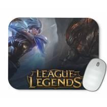 Mouse Pad - YASUO VS RIVEN - League of Legends