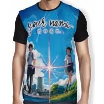 Camisa FULL Day - Kimi No Na Wa - Your Name