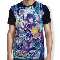 Camisa FULL Yu-gi-oh Vrains