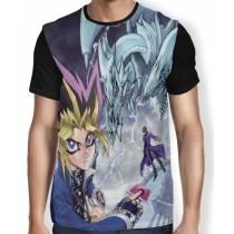 Camisa FULL Yu-gi-oh - Dragão Branco - Kaiba