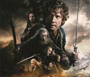 Mouse Pad - A Batalha Dos Cinco Exercitos - Hobbit