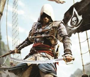 Mouse Pad - Black Flag - Assassins Creed IV