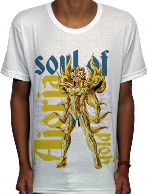 Camisa SB Aioria - Soul of Gold