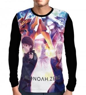 Camisa Manga Longa - Aldnoah Zero