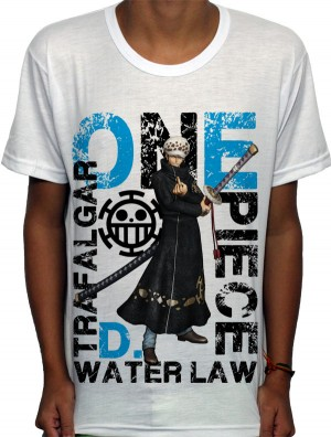 Camisa SB BB-OP Trafalgar Law - One Piece