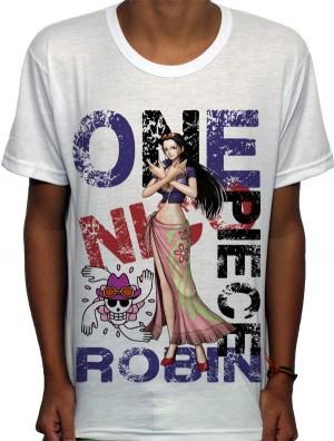 Camisa SB BB-OP Nico Robin - One Piece