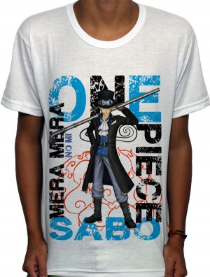 Camisa SB BB-OP Sabo - One Piece