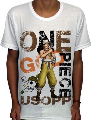 Camisa SB BB-OP Usopp - One Piece
