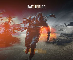 Mouse Pad - Battlefield 4