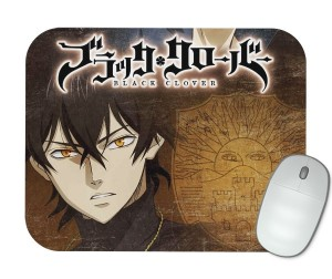 Mouse Pad - Yuno - Black Clover