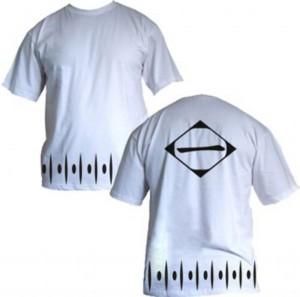 Camisa Bleach - Haori Yamamoto - Modelo 01