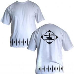 Camisa Bleach - Haori Ukitake - Modelo 01