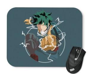 Mouse Pad - Punch MIDORIYA DEKU - Boku No Hero Academia