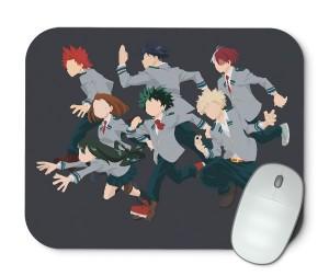 Mouse Pad - U.A. HIGH SCHOOL Minimalista - Boku No Hero Academia