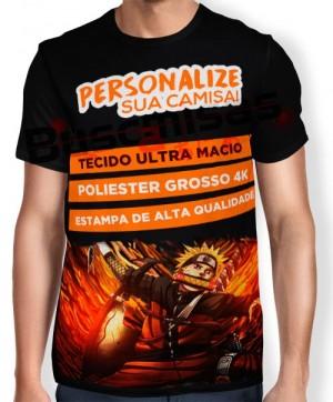 Camisa Full - Personalize a sua - Unissex