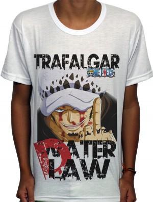 Camisa SB Trafalgar D. Water  - One Piece