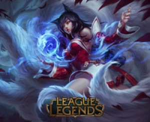 Mouse Pad - Classic Ahri - League of Legends