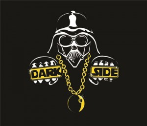 Mouse Pad - Dark Side - Star Wars