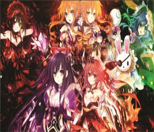 Mouse Pad - Date A Live Poster