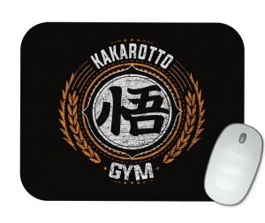 Mouse Pad - Kakarotto (Goku) Gym - Dragon Ball