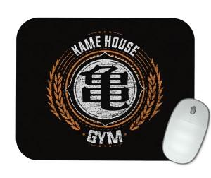 Mouse Pad - Kame House Gym - Dragon Ball