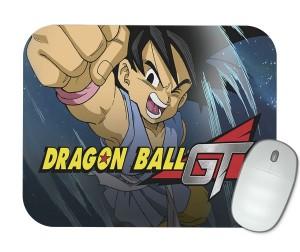 Mouse Pad - Kid Goku - Dragon Ball GT