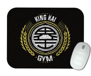 Mouse Pad - King Kai (Supremo Senhor Kaio) Gym - Dragon Ball