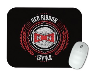 Mouse Pad - Red Ribbon Gym - Dragon Ball