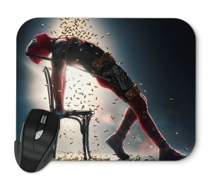 Mouse Pad - Deadpool 2 - Flashdance