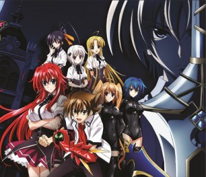 Mouse Pad - DxD New- Highscholl DxD