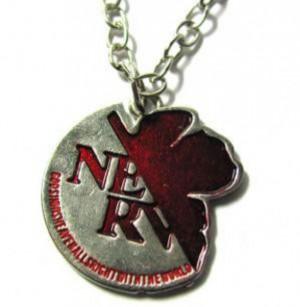 EVA-01 - Colar Logo Nerv