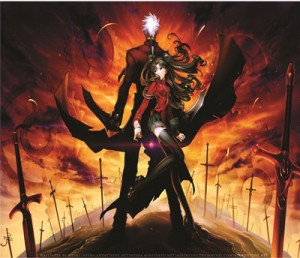 Mouse Pad - Unlimited Blade Works - Fate/Stay Night
