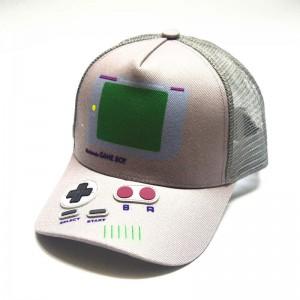 Boné Trucker Premium Game Boy - Nintendo