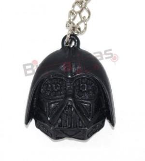 STW-09 - Colar Darth Vader Preto - Star Wars