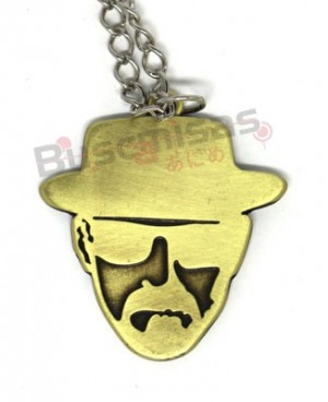 BBD-02 - Colar Heisenberg - Breaking Bad
