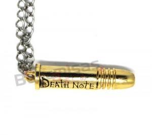 DN-49 - Colar Bala - Death Note