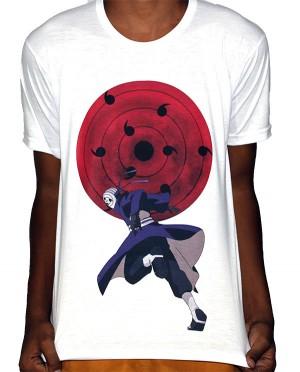 Camisa VA  - Naruto Tobi Mugen Tsukuyomi