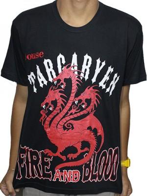 Camisa Targaryen - Game of Thrones