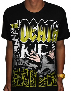 Camisa Soul Eater - Death the Kid
