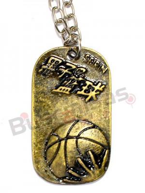 KB-02 - Colar DogTag - Kuroko no Basket