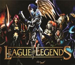 Mouse Pad - LOL com 3 - League of Legends