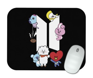 Mouse Pad - BTS - BT21 - Universtar - K-Pop