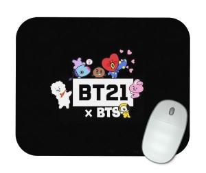 Mouse Pad - BTS x BT21 - K-Pop
