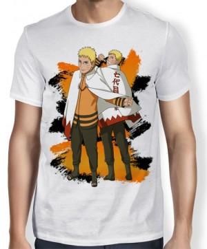 Camisa TN Naruto Seventh Hokage