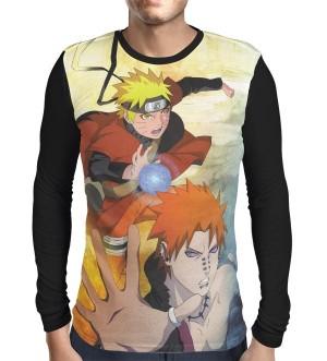 Camisa Manga Longa Pain e Naruto