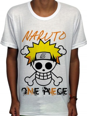 Camisa SB BB-OP Naruto - One Piece