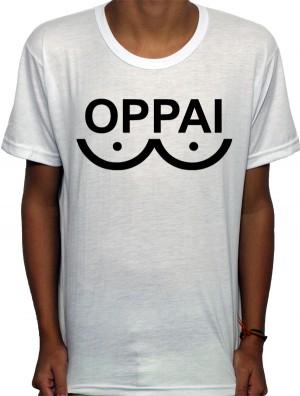 Camisa SB - Oppai Saitama - One Punch Man