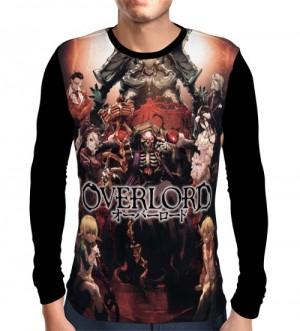 Camisa Manga Longa Overlord